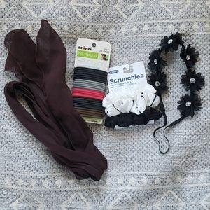 Hair accessory bundle